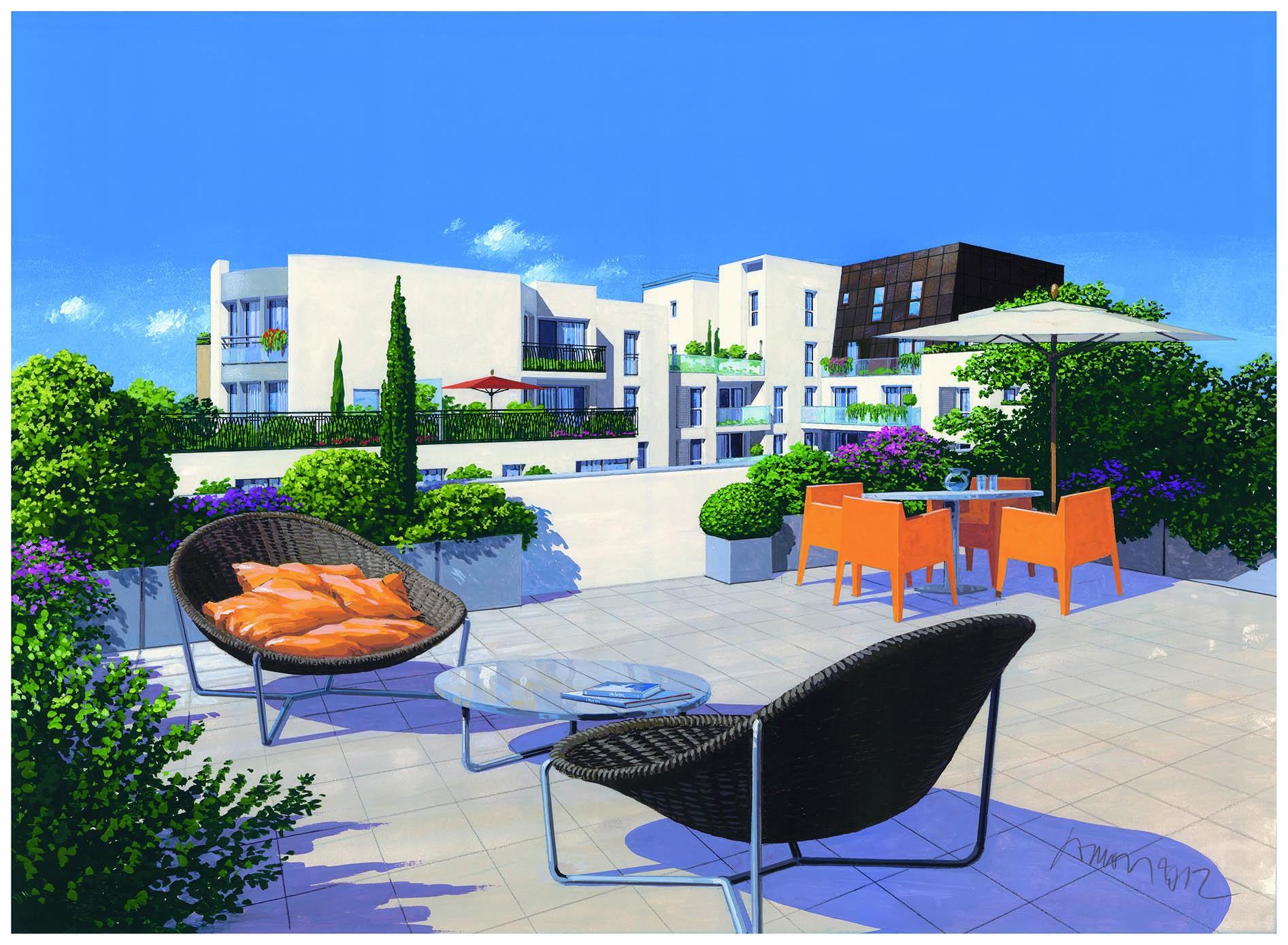Achat appartement neuf aubervilliers immobilier neuf for Achat appartement neuf idf