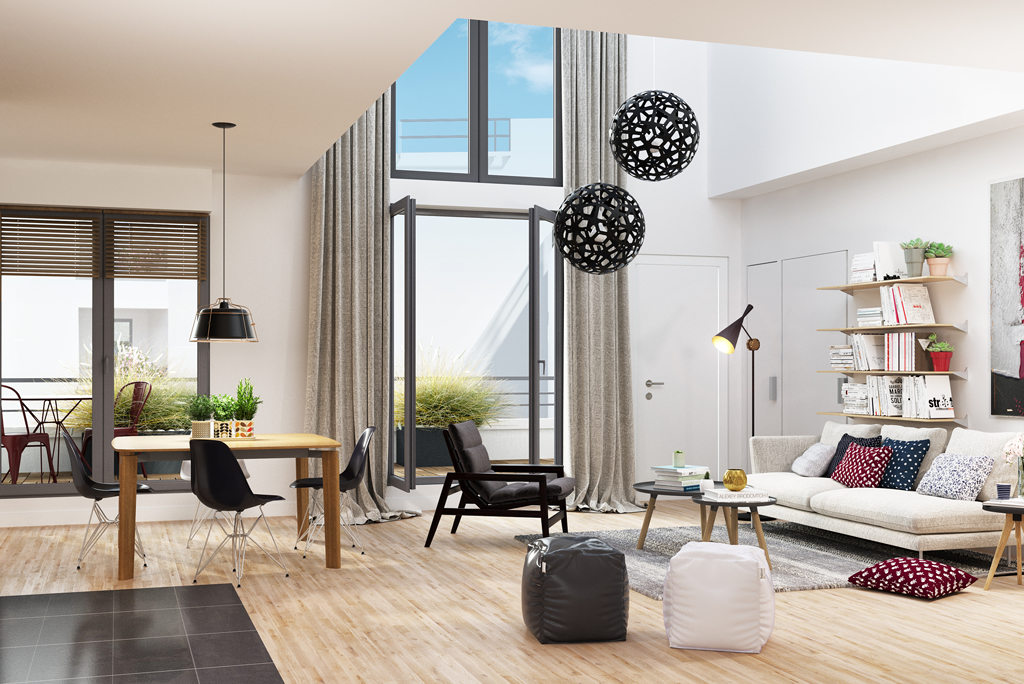 achat appartement neuf immobilier neuf bois colombes. Black Bedroom Furniture Sets. Home Design Ideas