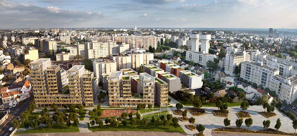 Appartement Cours La Ville